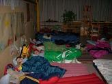 Alles schläft©Kindergarten Tausendfüßler