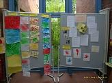 Ausstellung im Rathaus©Kindergarten Tausendfüßler