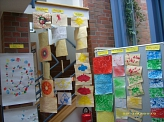 Ausstellung im Rathaus 2©Kindergarten Tausendfüßler