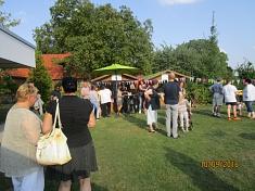 "Das ""Konzert im Garten"" kann beginnen©Kindergarten Tausendfüßler"