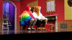 der Papagei, das Biest und die Katze©Kindergarten Tausendfüßler