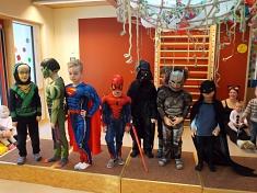 Die Superhelden©Kindergarten Tausendfüßler