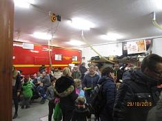 Endstation Feuerwehr©Kindergarten Tausendfüßler