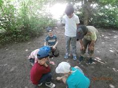 Es gibt viel zu entdecken©Kindergarten Tausendfüßler