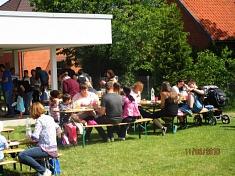Essen im Freien©Kindergarten Tausendfüßler