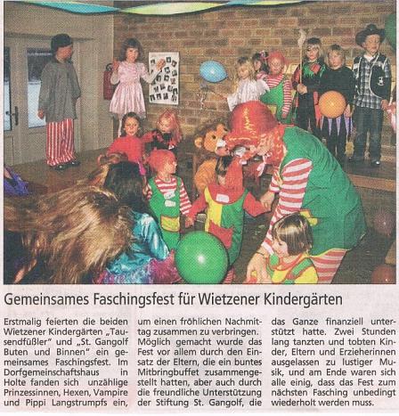 HamS, 14.02.2010©Kindergarten Tausendfüßler