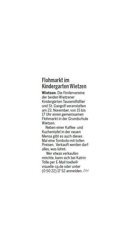 Die Harke, 16.11.2013©Kindergarten Tausendfüßler