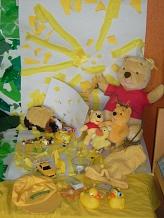 gelb©Kindergarten Tausendfüßler