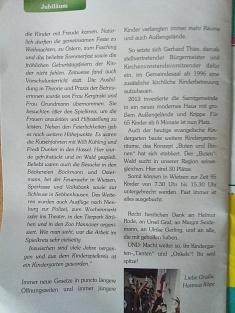 Gemeindebrief, Mai/Juni2021_4©Kindergarten Tausendfüßler