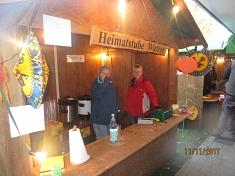 Hier bekommt man warmen Apfelsaft©Kindergarten Tausendfüßler