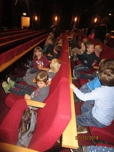 Im Theater©Kindergarten Tausendfüßler