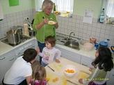 Kochen mit den Landfrauen©Kindergarten Tausendfüßler