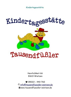 Konzept Kindergarten©Kindergarten Tausendfüßler