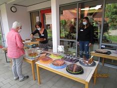 Kuchen to go©Kindergarten Tausendfüßler