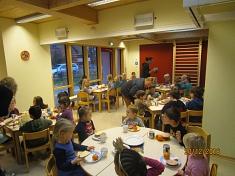 lecker Frühstück für alle©Kindergarten Tausendfüßler