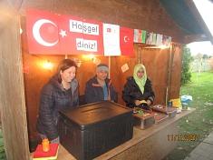 Leckeres aus Afghanistan und der Türkei©Kindergarten Tausendfüßler