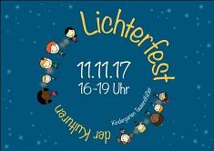 Lichterfest_1©Kindergarten Tausendfüßler