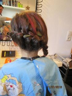 neue Frisur©Kindergarten Tausendfüßler
