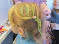 Noch eine neue Frisur©Kindergarten Tausendfüßler
