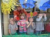Schaufenster 1©Kindergarten Tausendfüßler