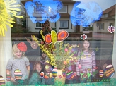 Schaufenster 3©Kindergarten Tausendfüßler