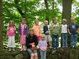 Schulanfänger©Kindergarten Tausendfüßler