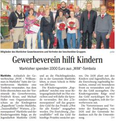 Die Harke, 23.12.2015©Kindergarten Tausendfüßler
