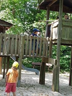 Spielplatz©Kindergarten Tausendfüßler
