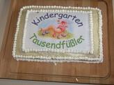 Torte©Kindergarten Tausendfüßler