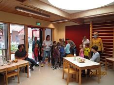 Treffen der angehenden Schulkinder©Kindergarten Tausendfüßler