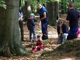 Treffpunkt Wald©Kindergarten Tausendfüßler