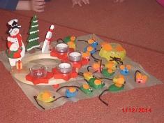 Unsere Weihnachtsmäuse