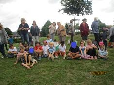 Verabschiedung der Schulkinder©Kindergarten Tausendfüßler