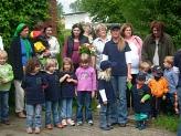 Viele Gäste©Kindergarten Tausendfüßler