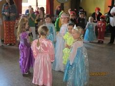 Viele Prinzessinnen©Kindergarten Tausendfüßler