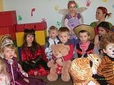 Viele verkleidete Kinder©Kindergarten Tausendfüßler