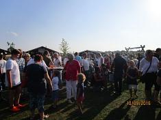 Viele Zuschauer©Kindergarten Tausendfüßler