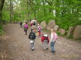Wanderschaft©Kindergarten Tausendfüßler