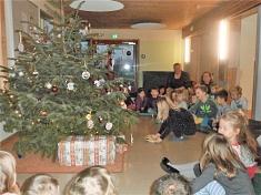 Weihnachtskreis©Kindergarten Tausendfüßler