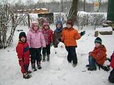 Winterspaß 2©Kindergarten Tausendfüßler