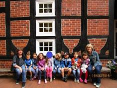Wir kommen bald zur Schule©Kindergarten Tausendfüßler
