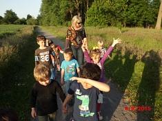 Wir suchen den Schatz©Kindergarten Tausendfüßler